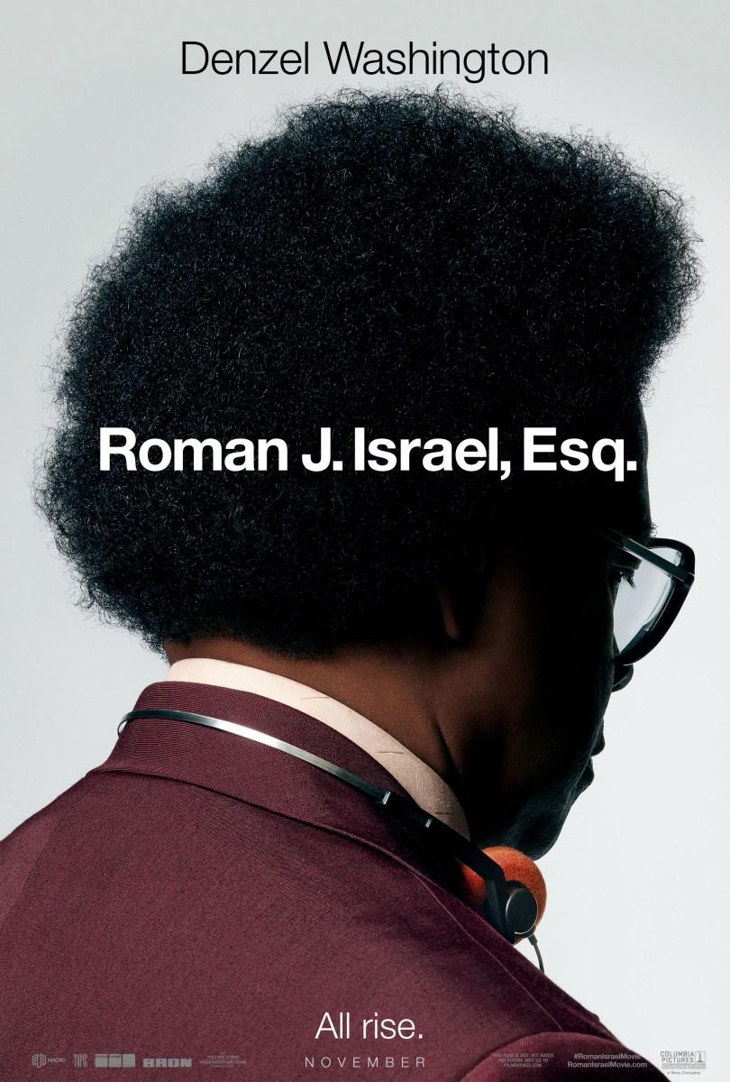 Roman J. Israel, ESQ TIFF Footage