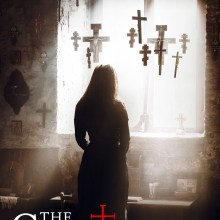 The Crucifixion poster (Lionsgate)