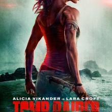 Tomb Raider poster (Warner Bros. Pictures)