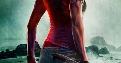 Tomb Raider poster (Warner Bros. Pictures)