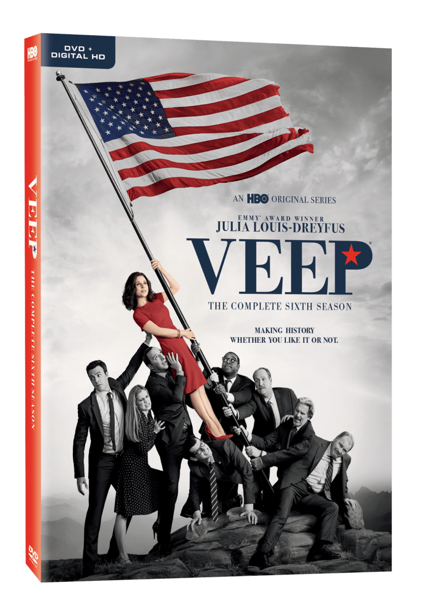 VEEP: The Complete Sixth Season DVD Giveaway