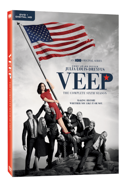 Veep: The Complete Sixth Season DVD (HBO)