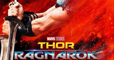 Chris Hemsworth as Thor (Marvel Studios)