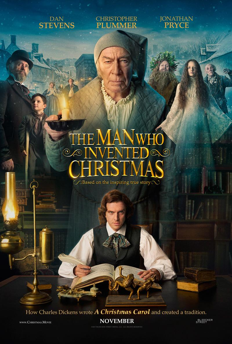 The Man Who Invented Christmas Special Screening