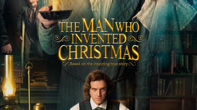 The Man Who Invented Christmas (Bleecker Street)