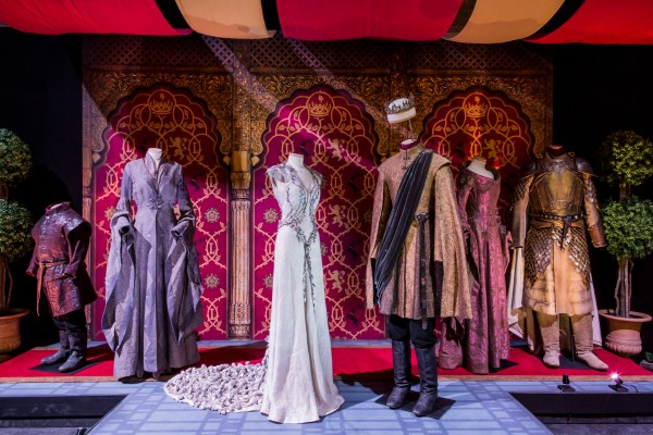 Game Of Thrones: The Touring Exhibition Barcelona Opening (HBO Global Licensing)