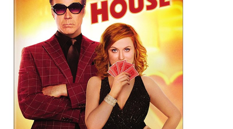 The House Blu-Ray/DVD/Digital HD (Warner Bros. Home Entertainment)