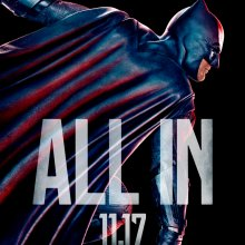 Justice League Batman character poster (Warner Bros. Pictures)
