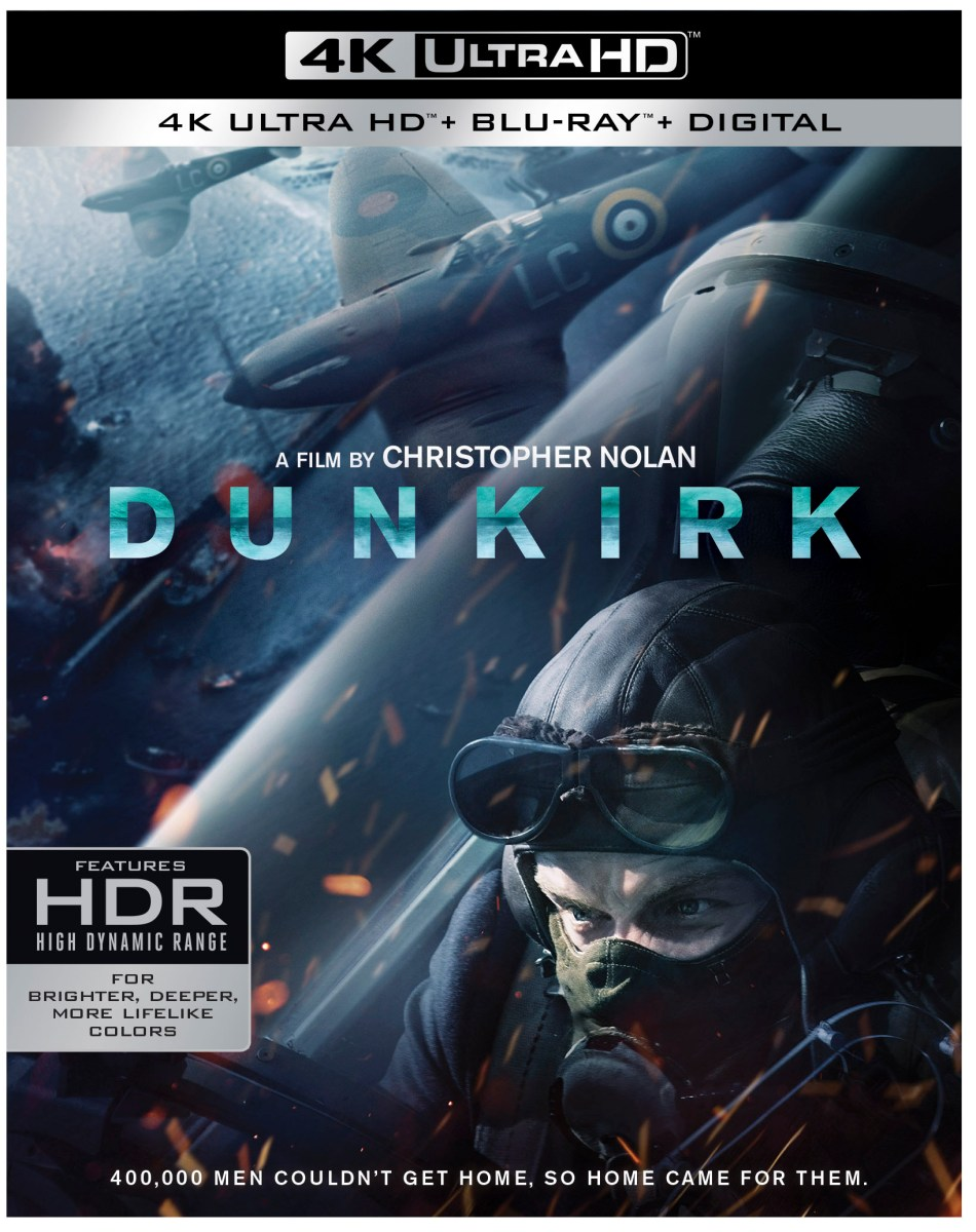REVIEW: Dunkirk 4K Ultra HD