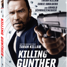 Killinger Gunther Blu-Ray/Digital HD (Lionsgate Home Entertainment)