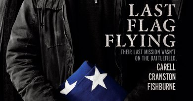 Last Flag Flying poster (Lionsgate)