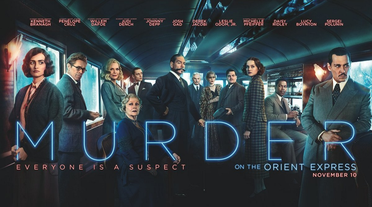 Murder On The Orient Express New Trailer