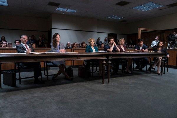 Law & Order True Crime: The Menendez Murders -- Season 1