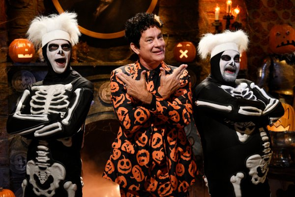 The David S. Pumpkins Animated Halloween Special - 2017