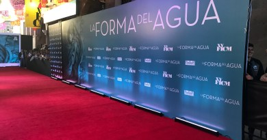 The Shape Of Water at Morelia International Film Festival