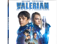 Valerian And The City Of A Thousand Planets Home Release