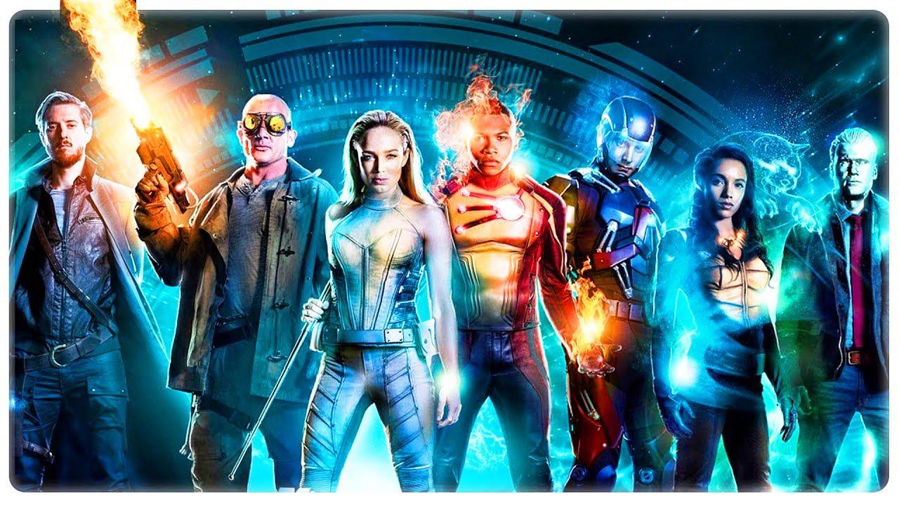 DCs Legends Of Tomorrow Season 3 Premiere Episode Preview Aruba Con Nothing But Geek