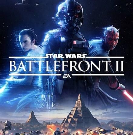 Star Wars Battlefront 2 poster (Lucasfilm/EA/DICE)