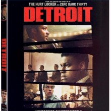 Detroit Blu-Ray/DVD/Digital HD (Annapurna Pictures/20th Century Fox Home Entertainment)