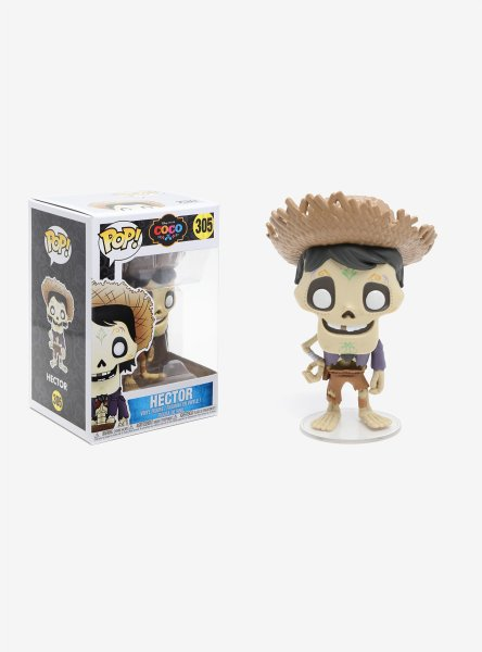 Funko Pop! Disney Pixar Coco Hector Vinyl Figure