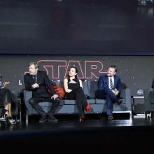 Star Wars: The Last Jedi Black Carpet Fan Affair Mexico City