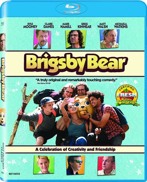 Brigsby Bear Blu-Ray (Sony Pictures Home Entertainment)