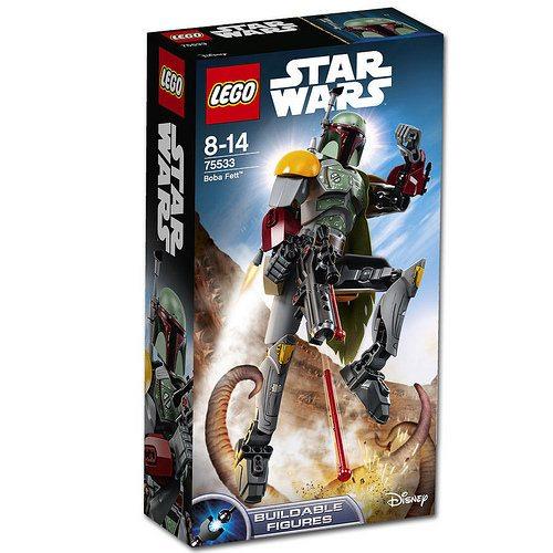 LEGO Star Wars Boba Fett 75535