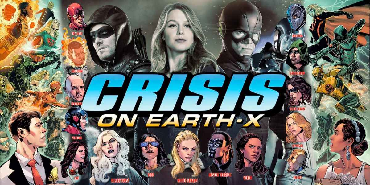Crisis On Earth X Crossover Official Extended Trailer - The CW
