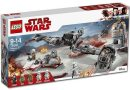 LEGO Star Wars Defense Of Crait 75203