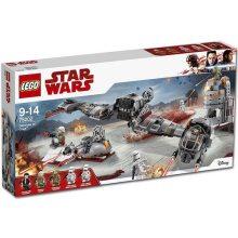 LEGO Star Wars Defense Of Crait 75203