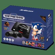 Sega Genesis Flashback (AtGames)