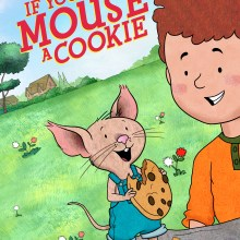 If You Give A Mouse A Cookie poster (Amazon Prime Video)