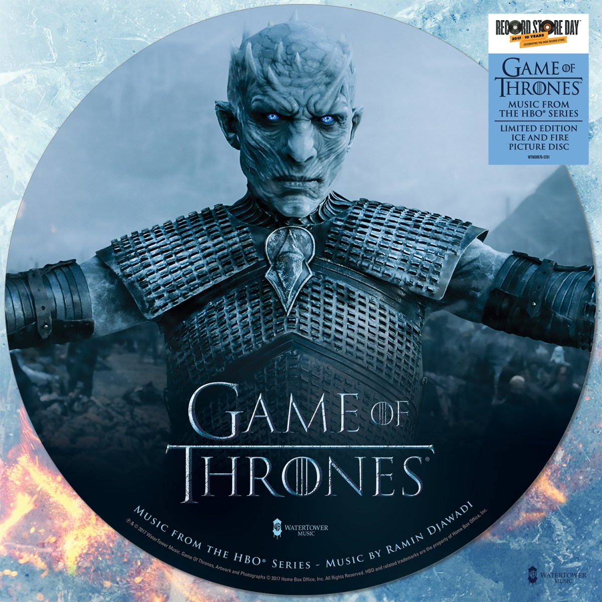 Game Of Thrones Music From The HBO Series Limited Edition Vinyl