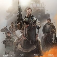 12 Strong poster (Warner Bros. Pictures)