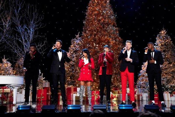 a very pentatonix christmas special season 1