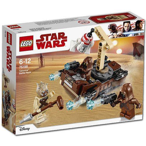 LEGO Star Wars Tatooine Battle Pack 75199