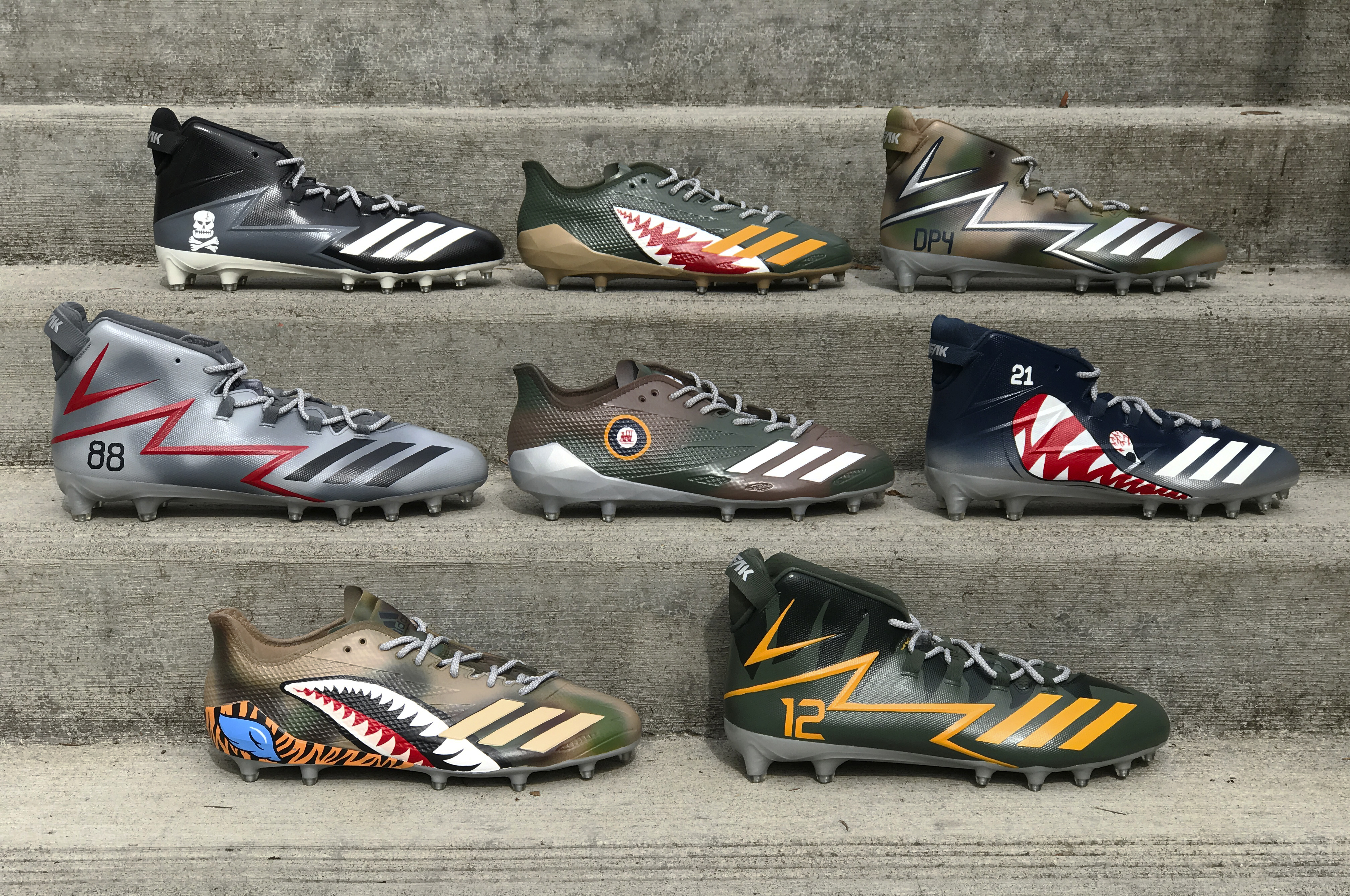 444751f4e9dc Call of Duty Partners with Adidas for Custom Seeding Kit to Celebrate  Veterans Day
