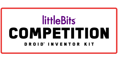 littleBits Competition Droid Inventor Kit