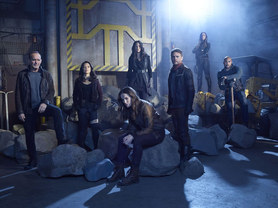 Marvel's Agents of S.H.I.E.L.D Season 5 Preview - ABC