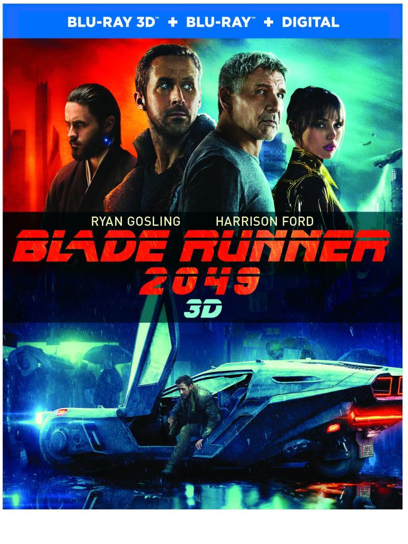 Blade Runner 2049 Blu-Ray/DVD/Digital HD (Warner Bros. Home Entertainment)