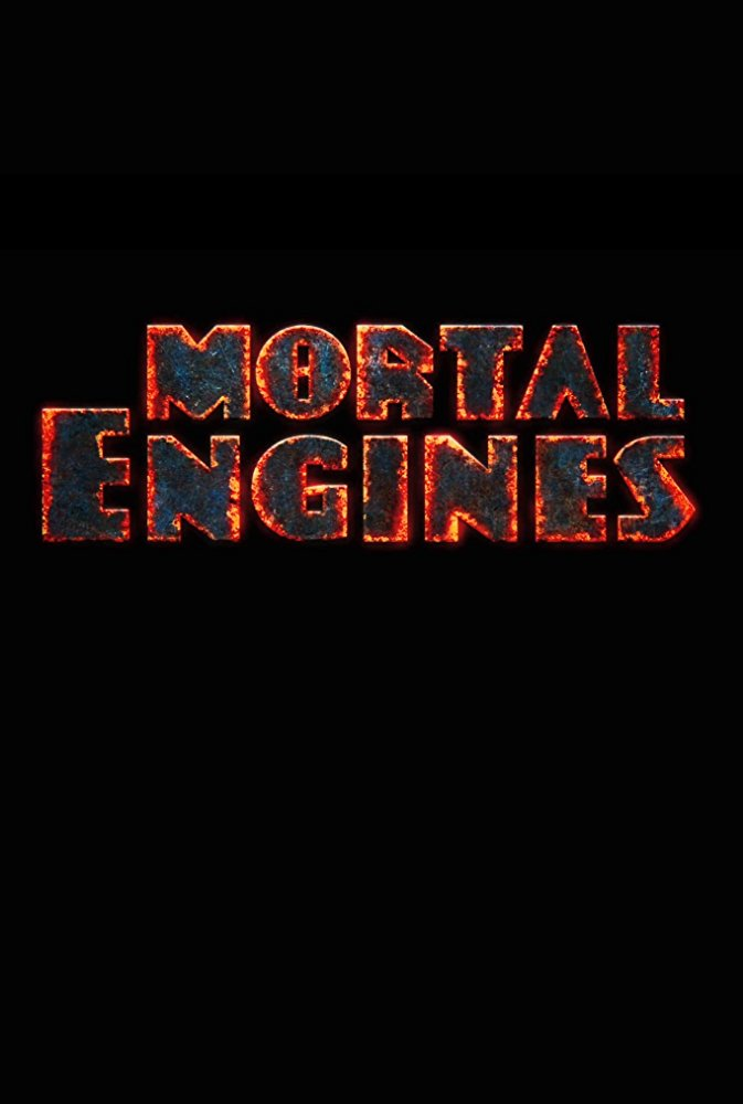 Mortal Engines title (Universal Pictures)