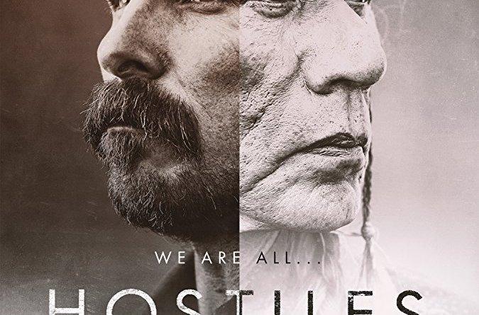 Hostiles poster (Entertainment Studios Motion Pictures)