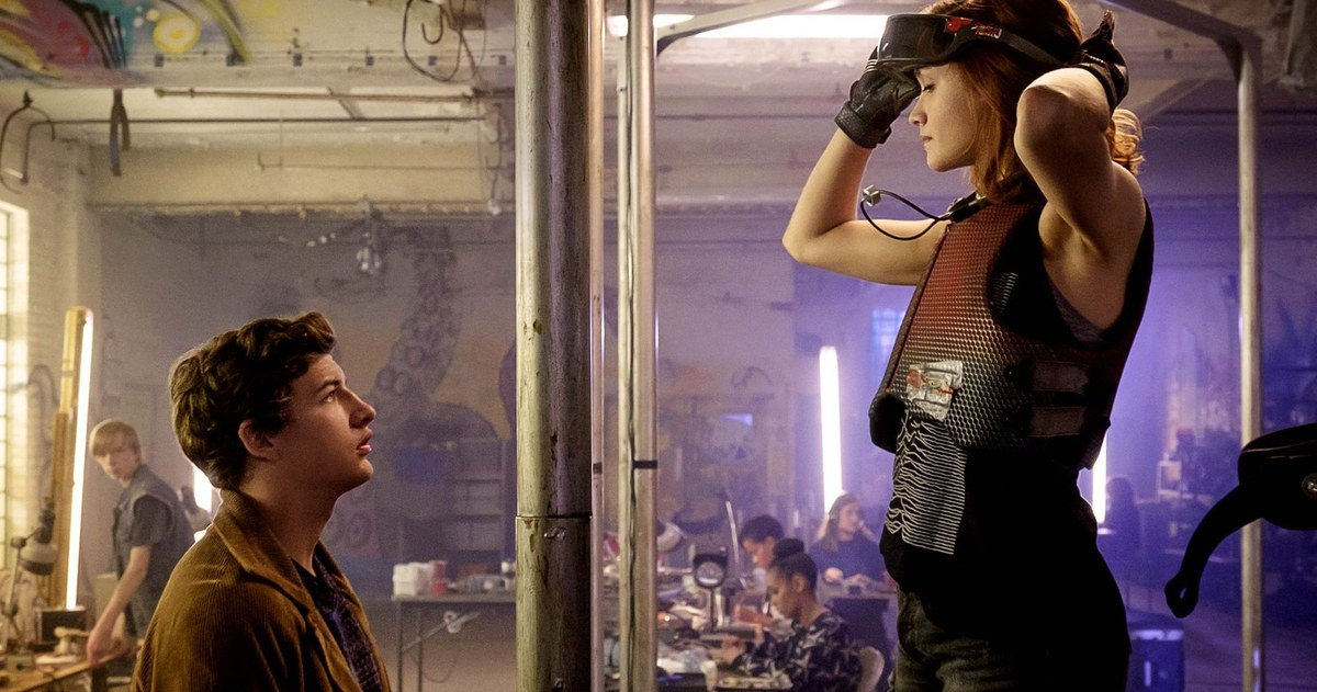 Ready Player One Official Trailer - Warner Bros. Pictures