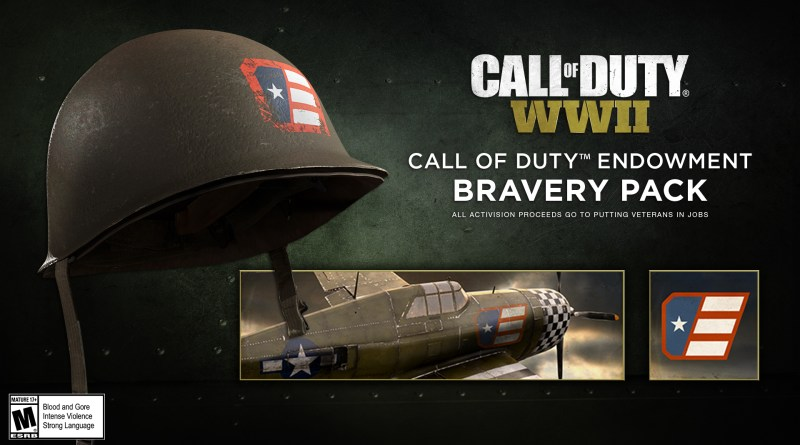 Call Of Duty: WWII Endowment Bravery Pack (Activision/Blizzard)
