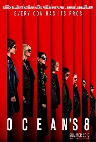 Ocean's 8 poster (Warner Bros. Pictures)