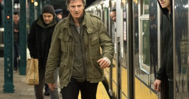 The Commuter Final Trailer – Lionsgate