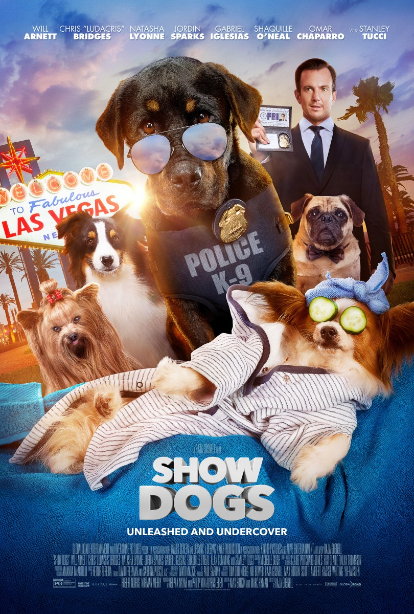 Show Dogs Trailerized And Posterized
