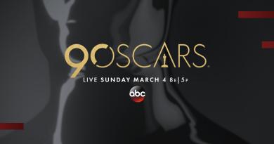 The 90th Oscars