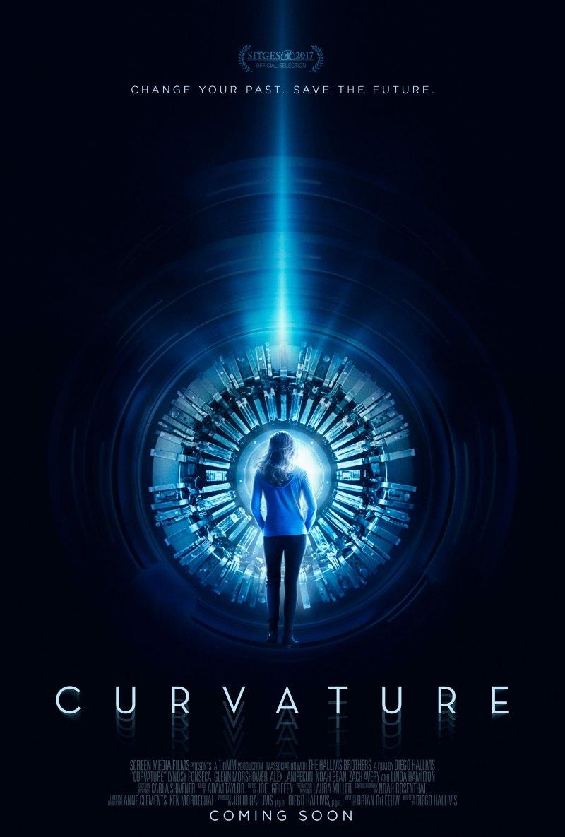 Curvature poster (Screen Media Films)