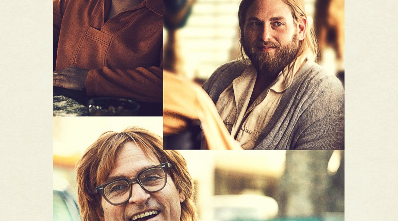 Don't Worry, He Won't Get Far On Foot poster (Amazon Studios)